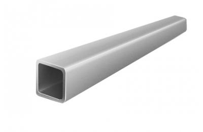 Алюминиевая профильная труба АД31, Т1 25x25x2x4000